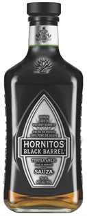 Sauza Tequila Anejo Hornitos Black Barrel...
